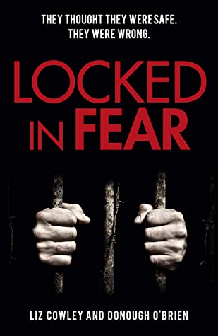 Locked in Fear Book Cover