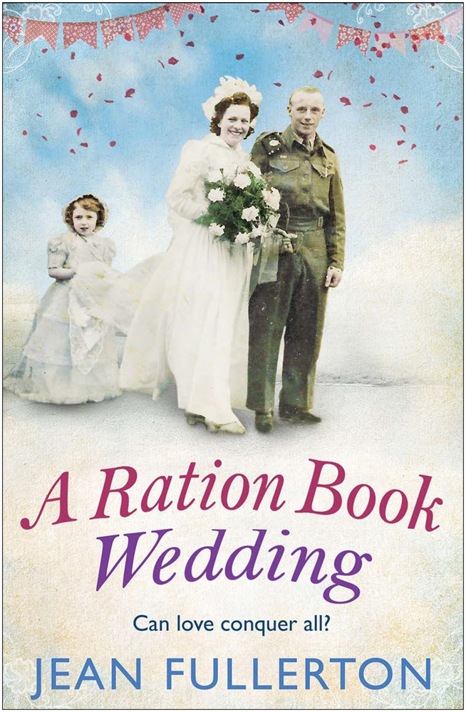 A Ration Book Wedding Book Cover