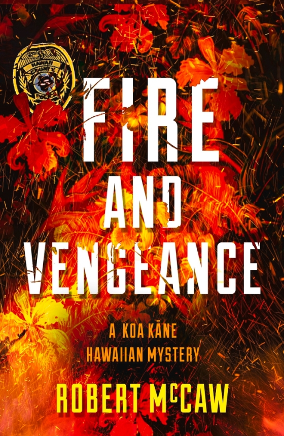 Fire and Vengeance Book Cover