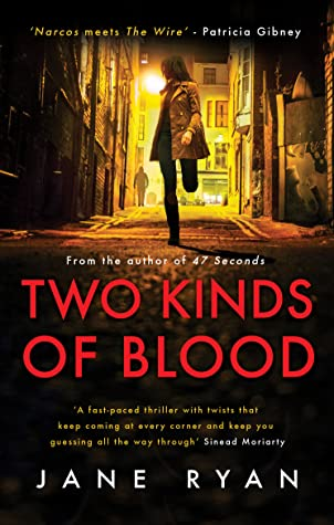 Two Kinds of Blood Book Cover
