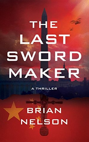 The Last Sword Maker Book Cover
