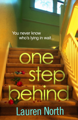 One Step Behind Book Cover
