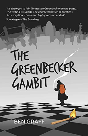 The Greenbecker Gambit Book Cover