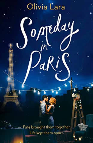 Someday in Paris Book Cover