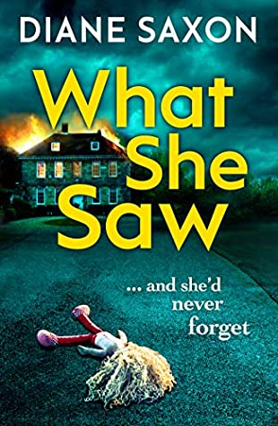 What She Saw Book Cover