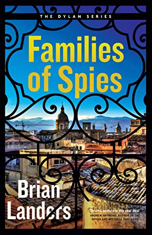 Families of Spies Book Cover