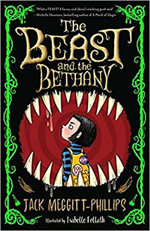 The Beast and the Bethany Book Cover