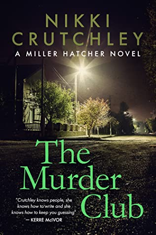 The Murder Club Book Cover