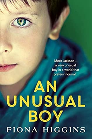 An Unusual Boy Book Cover