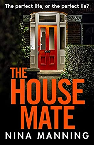 The Housemate Book Cover