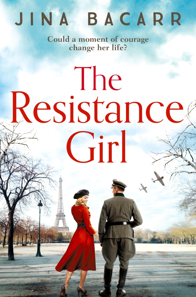 The Resistance Girl Book Cover