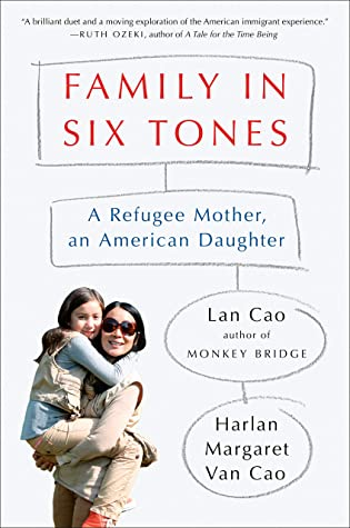Family in Six Tones Book Cover