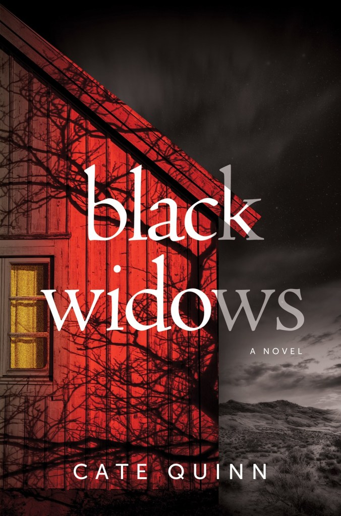 Black Widows Book Cover
