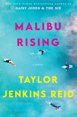 Malibu Rising Book Cover