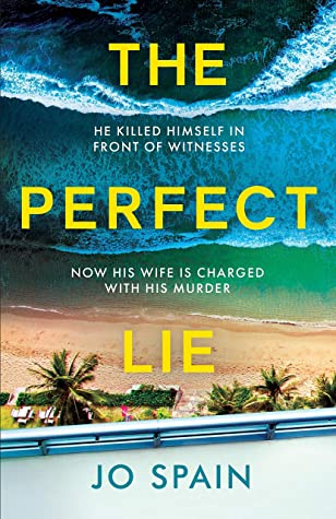 The Perfect Lie Book Cover