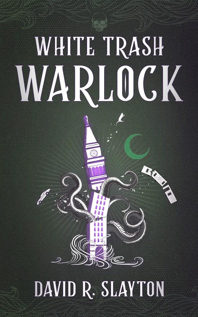 White Trash Warlock Book Cover