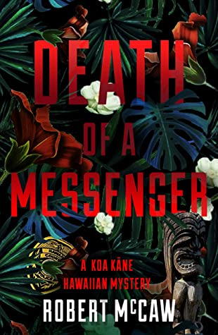 Death of a Messenger Book Cover.jpg