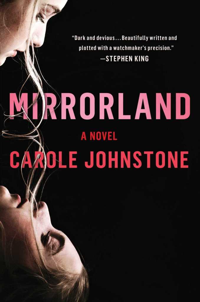 Mirrorland Book Cover