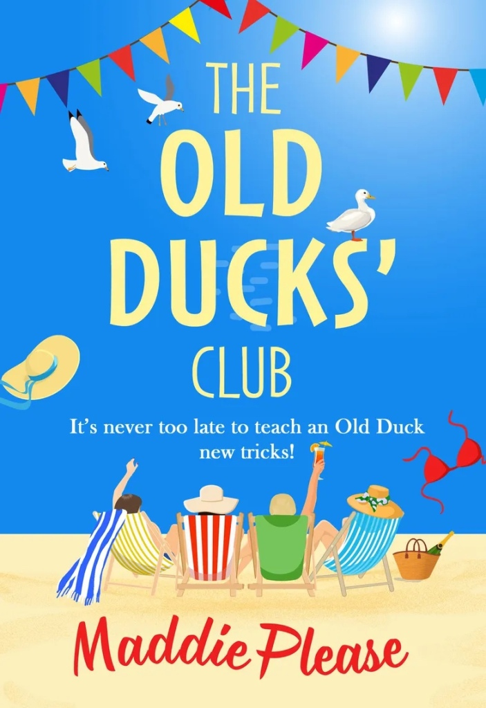 The Old Ducks' Club Book Review