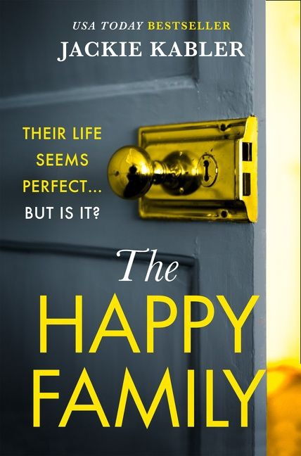 The Happy Family Book Cover