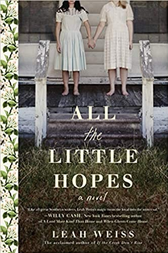 All The Little Hopes Book Cover