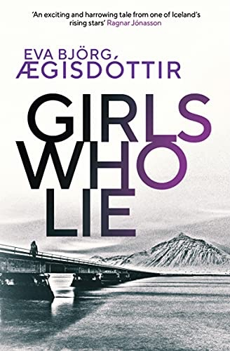 Girls Who Lie Book Cover