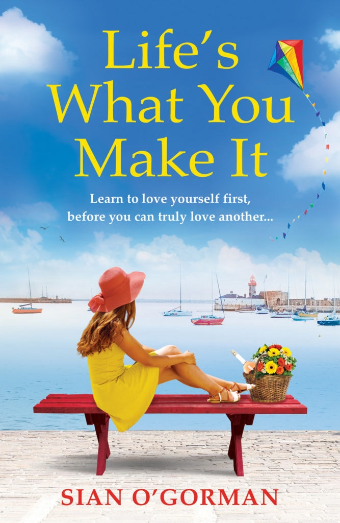 Life's What You Make It Book Cover