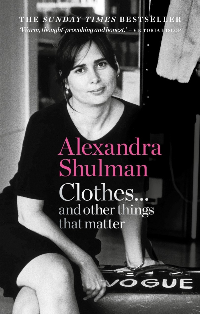 Clothes and other things that matter book cover