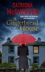 A Gingerbread House book cover