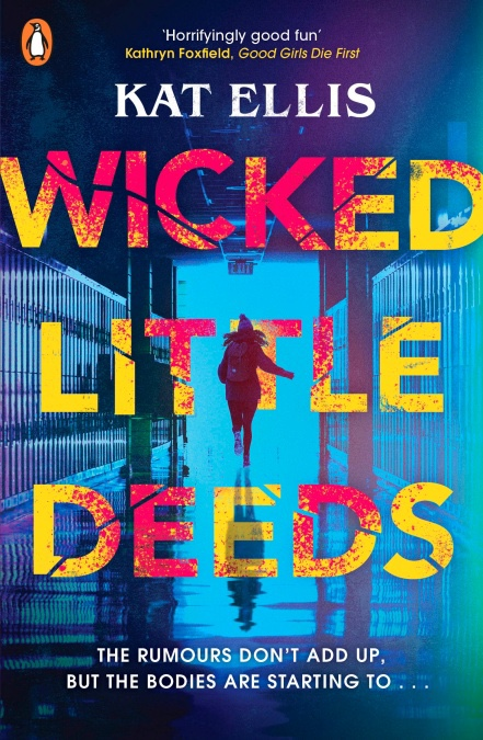 Wicked Little Deeds Book Cover