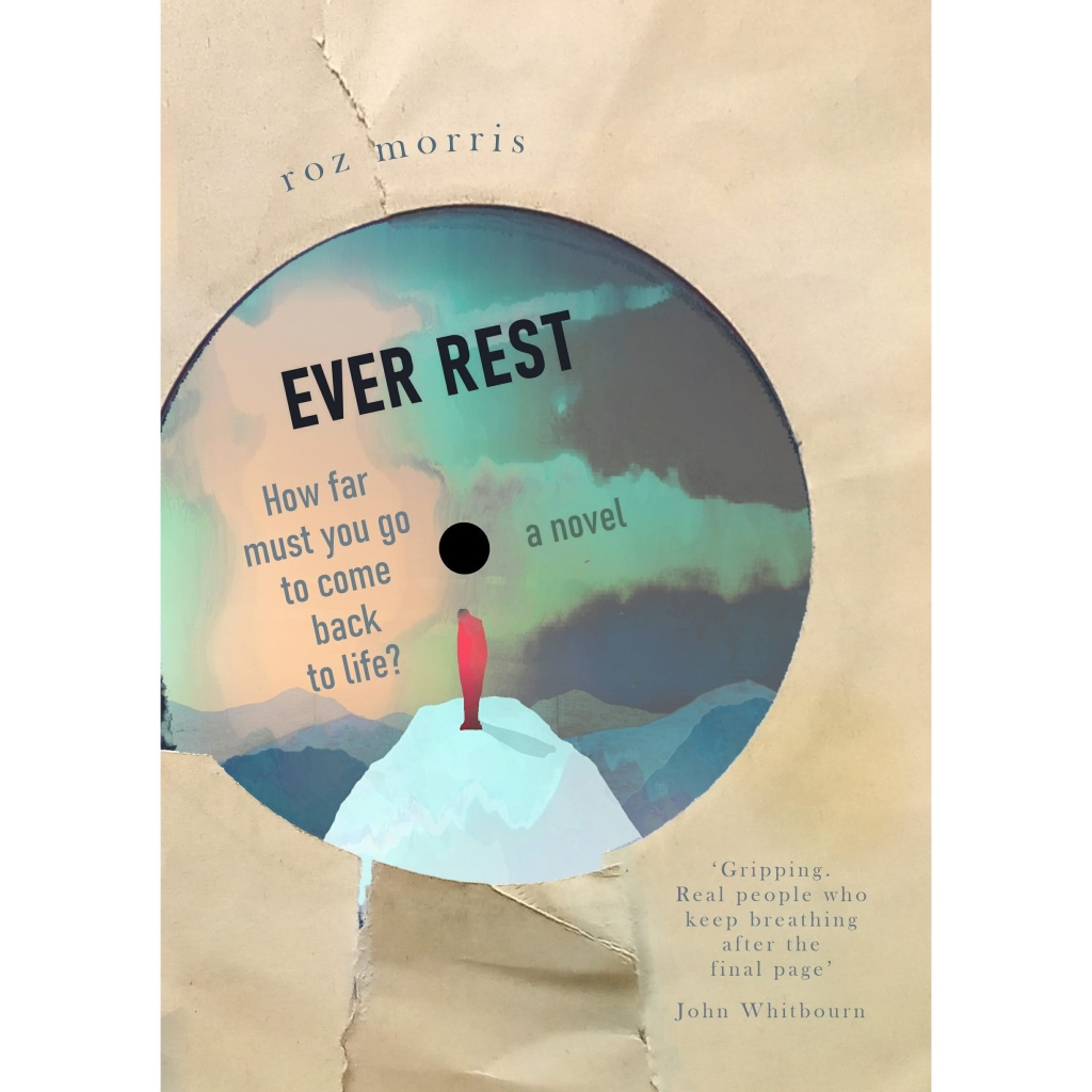 Ever Rest Book Cover