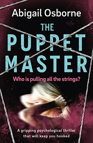 The Puppet Master Book Cover
