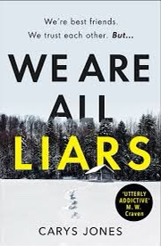 We Are All Liars Book Cover